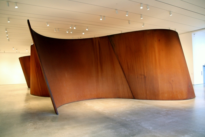 "Richard Serra, ""Band"""